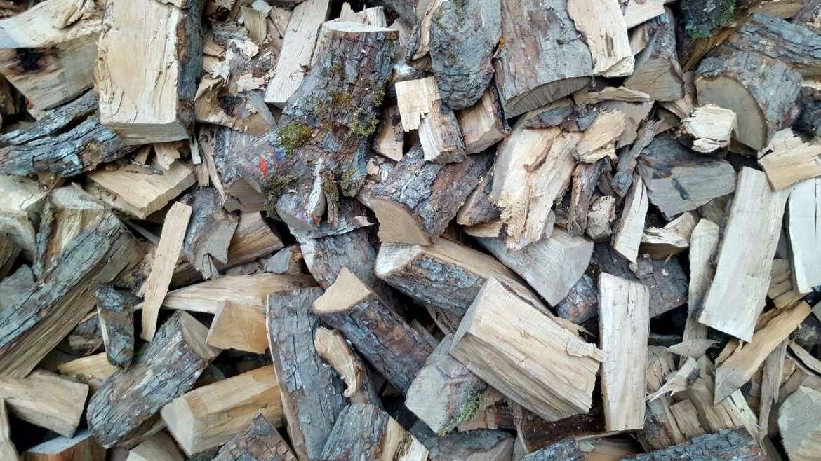 Christmas Firewood Deliveries 2019