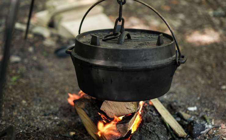 Adult Cooking with Fire Workshop